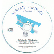 Make my diet work CD or MP3 Download